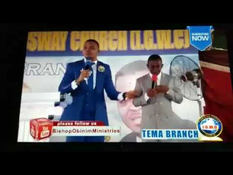 Video: I don't have time for sex - Obinim