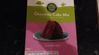recipes using gluten free chocolate cake mix