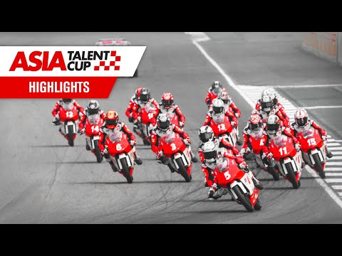 Idemitsu ATC - Round 2 - Race 1 – Chang International Circuit