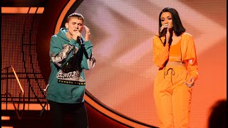 Felix Sandman & Kadiatou: Hurt Somebody – Noah Kahan, Julia Michaels – Idol 20…   Idol Sverige (TV4)