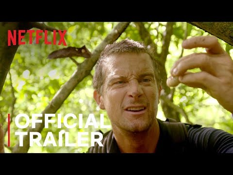 You vs. Wild with Bear Grylls Trailer