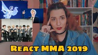 BTS MMA 2019 (Melon Music Awards) Full Performance REACTION