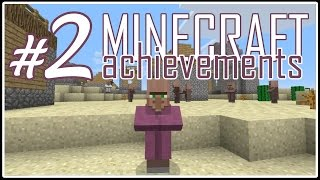 preview picture of video 'Villagers Gone Crazy!!! - Minecraft Achievements (Ep. 2)'