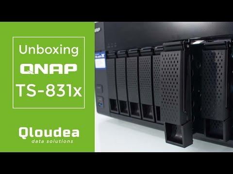 Centro de datos para empresas, TS-831X-8G Qnap