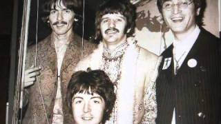 The  Beatles - Only A Northern Song backwards