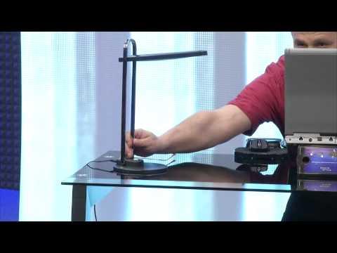 General Office Armlehnentisch: Tisch und Armlehnen Mauspad