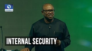 No Government Exists Without Security Of Lives And Property, Says Peter Obi