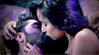 Shradha Kapoor All Kiss || half girlfriend all kiss with Arjun Kapoor ||
