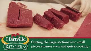 Fresh Cut Beef YouTube video's thumbnail image