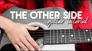 The Other Side Conan Gray | Easy Guitar Tutorial
