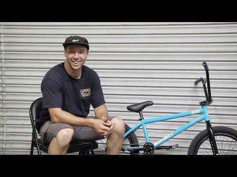 BMX / Gary Young Bike Check