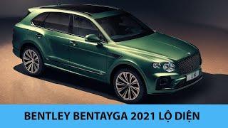 Bentley Bentayga 2021 - Sang trọng, đẳng cấp - Quyết đấu Cullinan