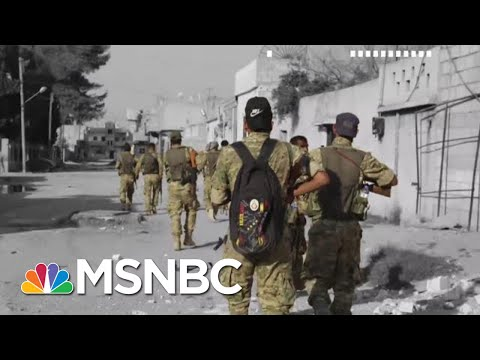 Intel Officials Warn ISIS Could Regroup After Trump Pulls Troops From Syria | The 11th Hour | MSNBC