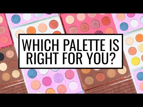 Yes, Please! Shadow Palette by Colourpop #10