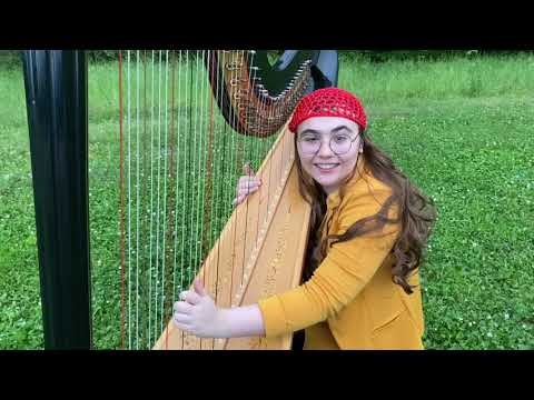 Lisa Jett Harp Ten Past Two