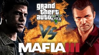 Рэп Баттл - Mafia 3 vs. GTA 5