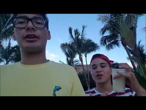 First Day in Cancun- Barcelo Maya
