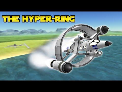 KSP: The Hyper-Ring SSTO!