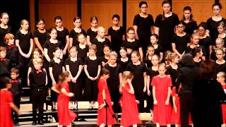 Red Rose Children's Choir; Put A Little Love In Your Heart