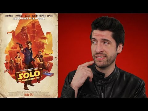 Solo: A Star Wars Story – Movie Review