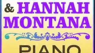 Let's Do This - Miley Cyrus & Hannah Montana Piano Tribute