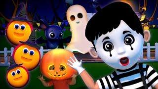 Bob El Tren | Prepararse Para El Susto | Halloween Canciones | Prepare For Fright | Kids Tv Español