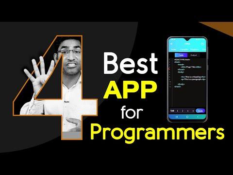 Best Mobile App for Programming   Best App for Learning Programming on Android