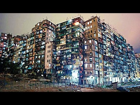 Nejhustěji osídlené místo světa
