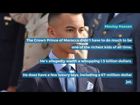 10 Richest Kids of All Time