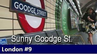 Sunny Goodge Street, London Underground (Nostalgia: Donovan, Beatles, 1960's London) - Episode 9