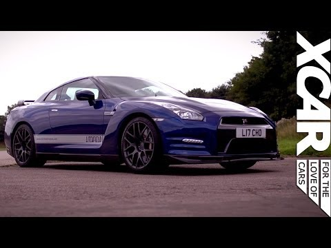 Litchfield GT-R: Powering Up The Nissan GT-R - XCAR