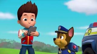 Nick JR Paw Patrol - Cartoon Movie Game - New Puppy Patrol Episodes For Kids 2015 HD