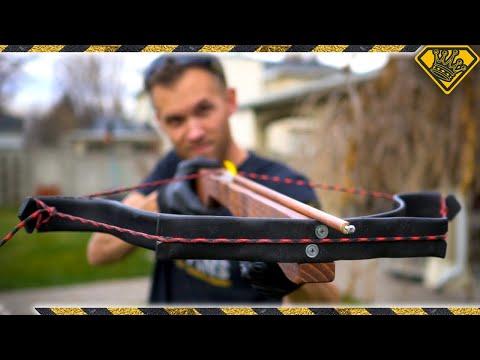 X-Bow Trigger Mechanism (Pt. 2/2)