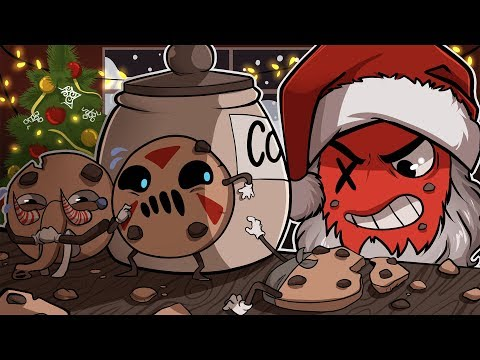 I WILL EAT THEM ALL! | Cookies vs Claus (w/ H2O Delirious, Ohmwrecker, & Gorillaphent) Screenshot 1