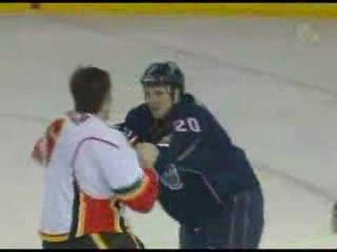 Cory Sarich vs Curtis Glencross