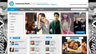 Mp3 Hp Connected Music Download