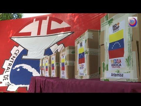 Cuba recoge más de medio millón de firmas por soberanía de Venezuela