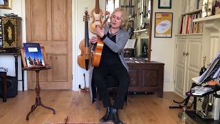 Progressive Viol Lessons Elementary 1 with Jacqui