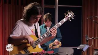 "BADBADNOTGOOD performing ""Lavender"" Live on KCRW"