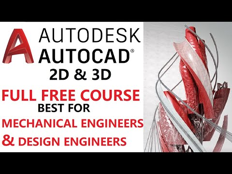 FREE AUTOCAD COURSE WITH CERTIFICATE | FREE AUTOCAD ...
