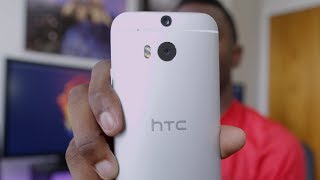 HTC One M8 Review!