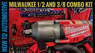 How to Automotive is Going Electric with Milwaukee's Fuel Impact Gun Combo Kit 2896-23!