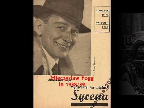 Polish Swing 1938: Henryk Wars Orch. & Mieczysław Fogg - Bei Mir Bist Du Schoen