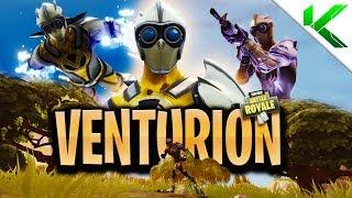 THE *TRUE* STORY ABOUT VENTURION! (Short Fortnite BR Movie) - Fortnite: Battle Royale