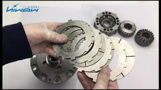 Limited Slip Differential Hiwow Sport