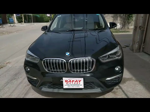 BMW X1 sDrive18i 2017 for Sale in Lahore