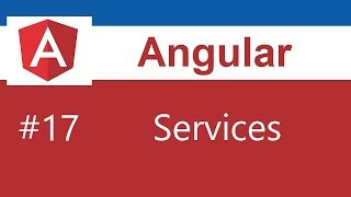 Angular 8 Tutorial - 17 - Services