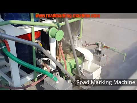 Vinayak Road Marking Machine