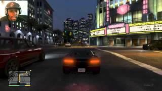Grand Theft Auto 5 Walkthrough Part 90 - BACK TO SET! | GTA 5 Walkthrough