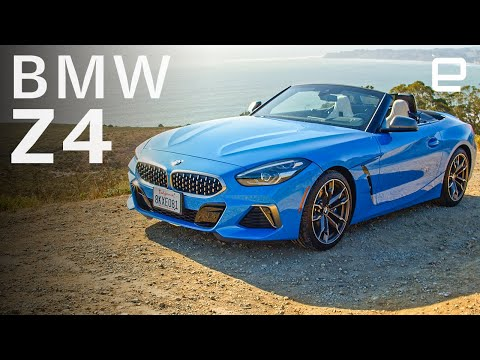 BMW Z4 review: The return of the roadster